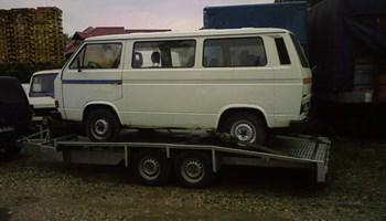 VW transporter T-3, 1982 god.