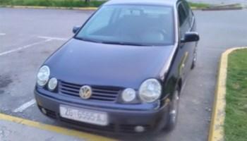 VW Polo 1.4i benzin/plin