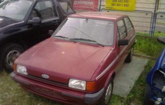 Ford Fiesta  (rezervni dijelovi limarije i mehanike)