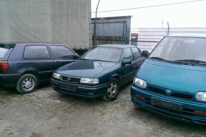 Opel - Vectra  (REZERVNI DIJELOVI LIMARIJE I MEHANIKE)