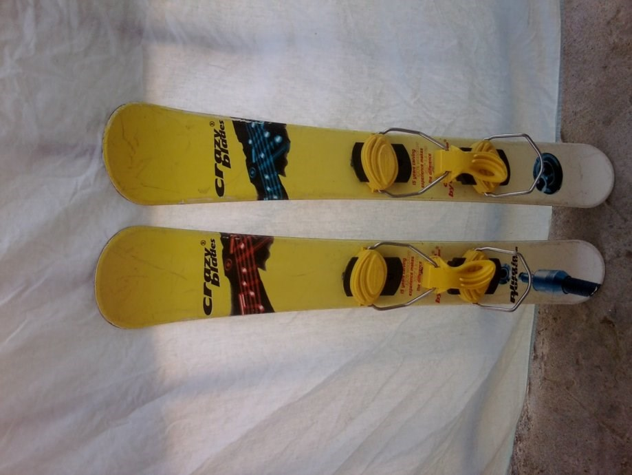 Big foot skije male za odrasle odlicne pocetnike
