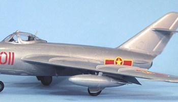 Maketa avion MiG-17 F 1/48