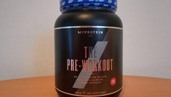Myprotein THE Pre-Workout(Mypre 2.0) 420g - 180kn