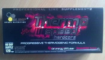 Olimp Thermo Speed Hardcore - 210kn