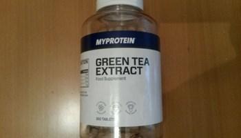 Myprotein Green Tea Extract 360 tableta - 140kn
