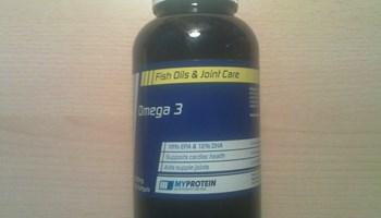 Myprotein Omega 3 -250 kapsula -110kn