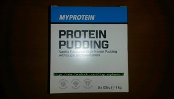 Myprotein Protein Pudding 8*125g - 90kn