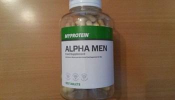 Myprotein Alpha Men 120 kapsula - 110kn