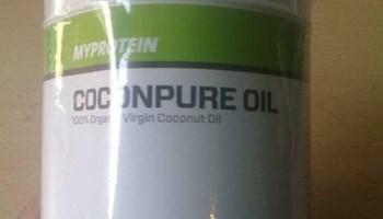 Myprotein Coconpure Oil 920g - 180kn