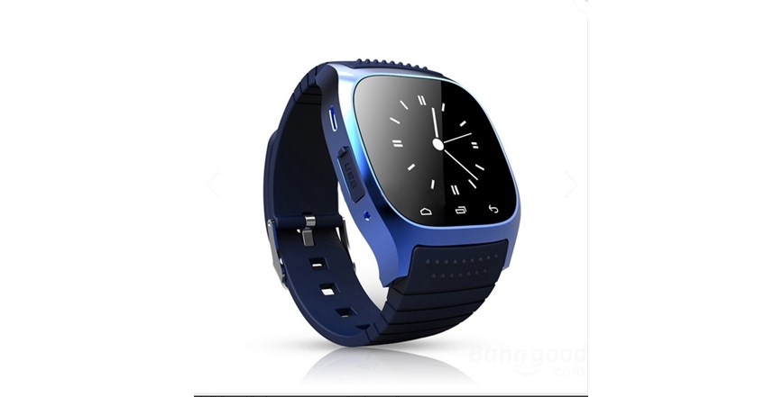 SmartWatch Phone SMS LCD Touch Screen Camera GPS Bluetooth ...