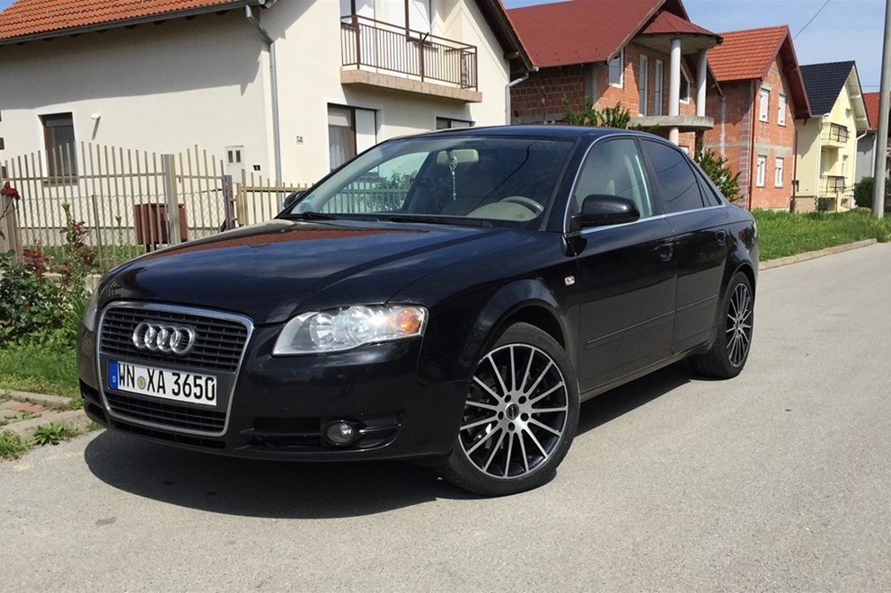 audi a4 2 5 v6 tdi index oglasi. Black Bedroom Furniture Sets. Home Design Ideas