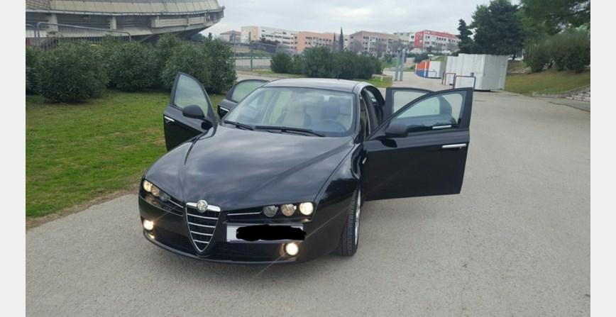 Alfa Romeo 159 1,9 JTDM