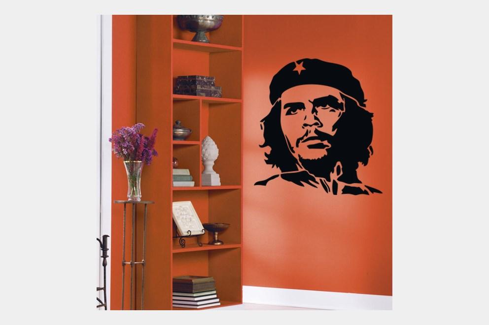 Zidna naljepnica Che Guevara  INDEX OGLASI