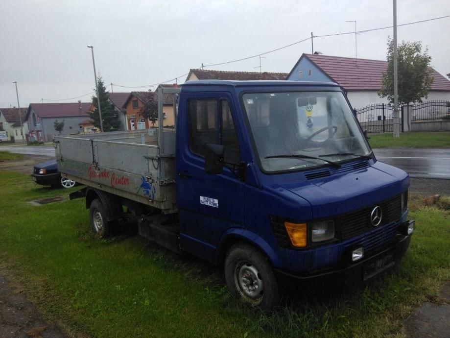 Kamion i mercedes mb 309d index oglasi for Mercedes benz 309d