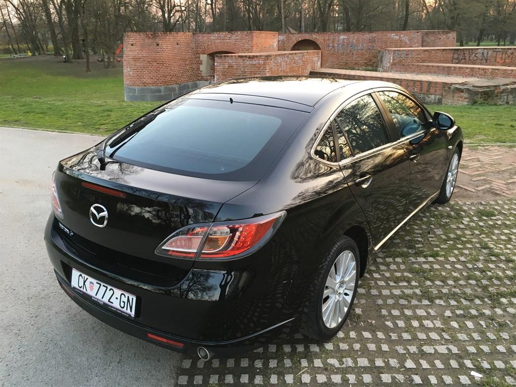 Mazda 6 Sport Cd125 Te Plus Index Oglasi
