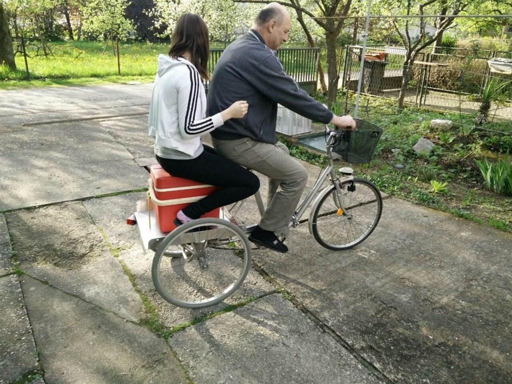 Tricikl za odrasle