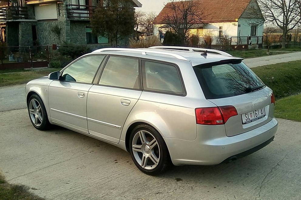 audi a4 avant 2 5 v6 tdi s line index oglasi. Black Bedroom Furniture Sets. Home Design Ideas