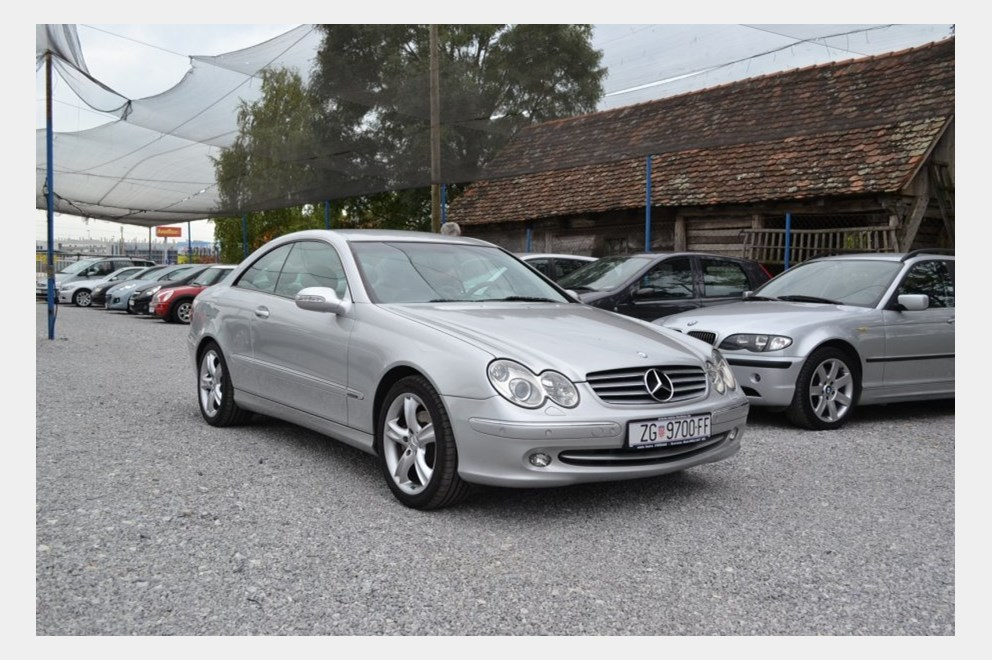 mercedes clk coupe 270 cdi index oglasi. Black Bedroom Furniture Sets. Home Design Ideas