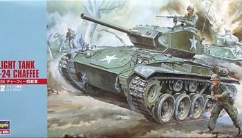 Maketa tenk Light Tank M-24 Chaffee OKLOPNJAK