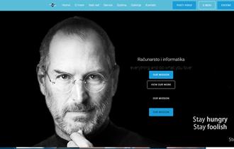 Izrada sajtova, portala, web app, androida, poslovni software