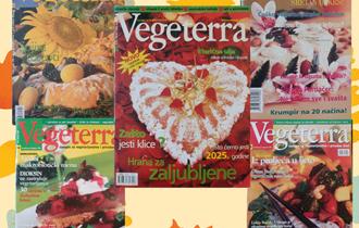 Vegeterra /Vegenova – legendaran časopis za vegetarijanstvo i prirodan život