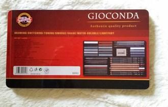 Set za slikanje Gioconda Art set 8891