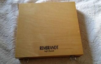 Set suhih pastela REMBRANDT 90 dijelni