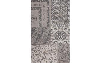 TEPIH 120x180 CM SIVO-BEŽ BOJA