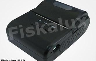MOBILNI Termalni Printer / FISKALUX M10 / 729 kuna