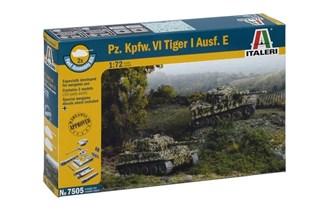 Maketa tenk Pz.Kpfw.VI Tiger Ausf.E x 2 komada OKLOPNJAK
