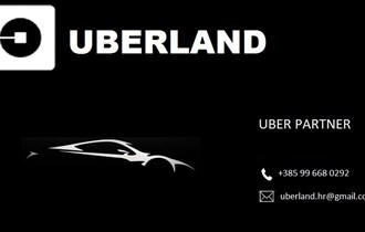 Uber vozač (ica) - Super uvjeti!