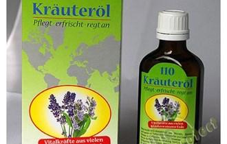 Krauter eterično ulje 110 alpskih trava, 100ml