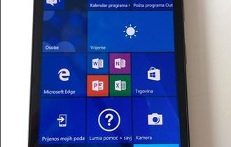 Microsoft Lumia 650 kao novi +8GB sd kartica gratis!