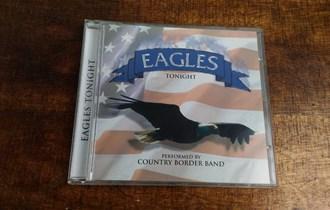 Country Border Band: Eagles Tonight CD