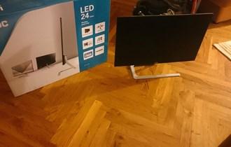 Prodajem LCD LED monitro AOC I2481FXH 24-inch Full HD