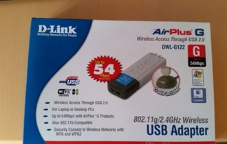 D-Link AirPlus Wireless Access Through USB 2.0