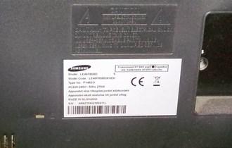 Samsung LE46F86BDX/XEH .Neispravan