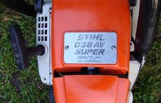 STIHL 038 MOTORNA PILA MOTORKA