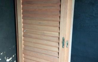 Balkonska vrata drvena