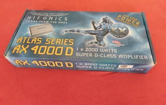 Hifonics Atlas AX4000D