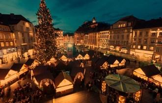 Advent u Grazu i predbožični shopping