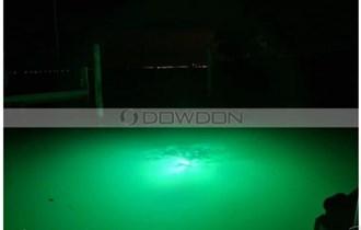 LAMPA ZA LIGNJE- zelena Led ribolovna lampa