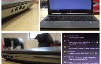 hp ProBook 650 15,6 inch
