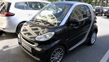 Smart fortwo coupe 1.0 mhd Pure