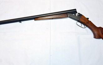 Lovačka puška dvocjevka, položara