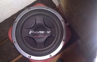 Subwoofer Pioneer TS-W307D4