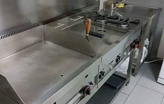 Plinski roštilj, inox, plinska kuhala, plinske friteze, inox stolovi