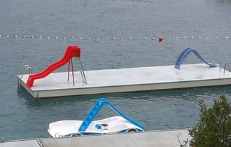 VIP plaža za kupanje