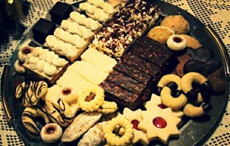 Domaci blagdanski kolaci