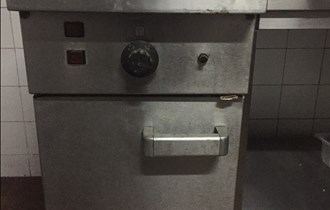 Končar električna friteza, 18 l